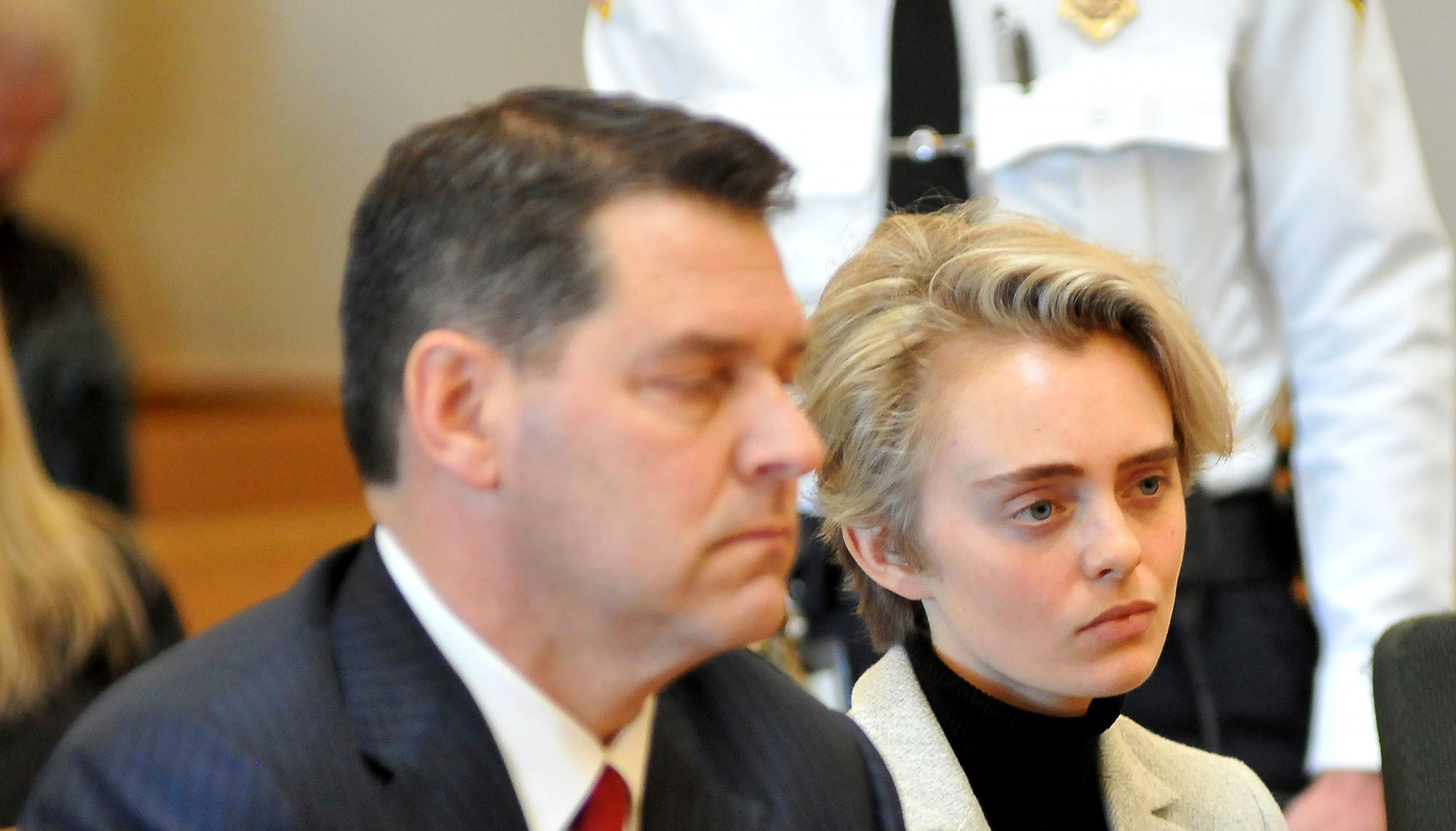Suicide texting case: Michelle Carter sent to jail after