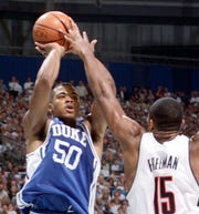 Corey Maggette played one season at Duke.