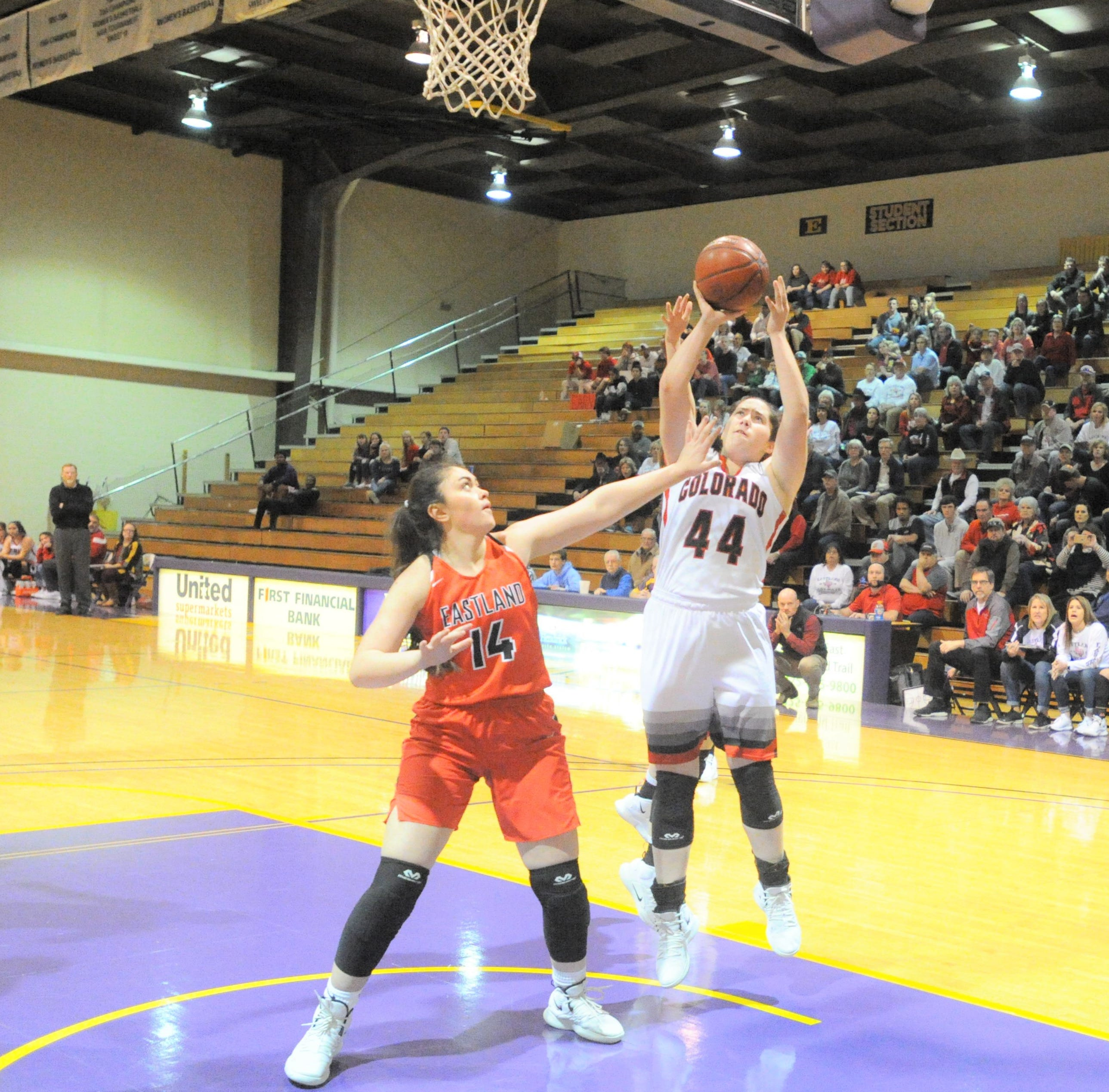Big Country basketball playoff pairings, results