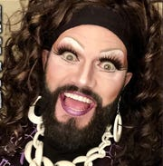Asheville Drag Brunch will host a March 10 fundraising show for homeless aid group BeLoved Asheville.