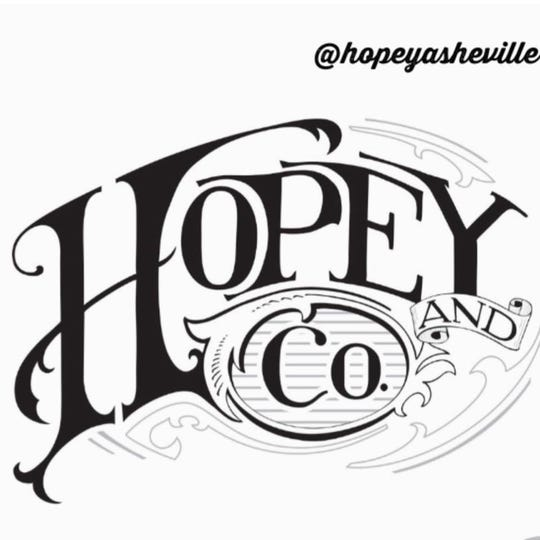 Hopey and Co. will soon close its Sweeten Creek Road location.