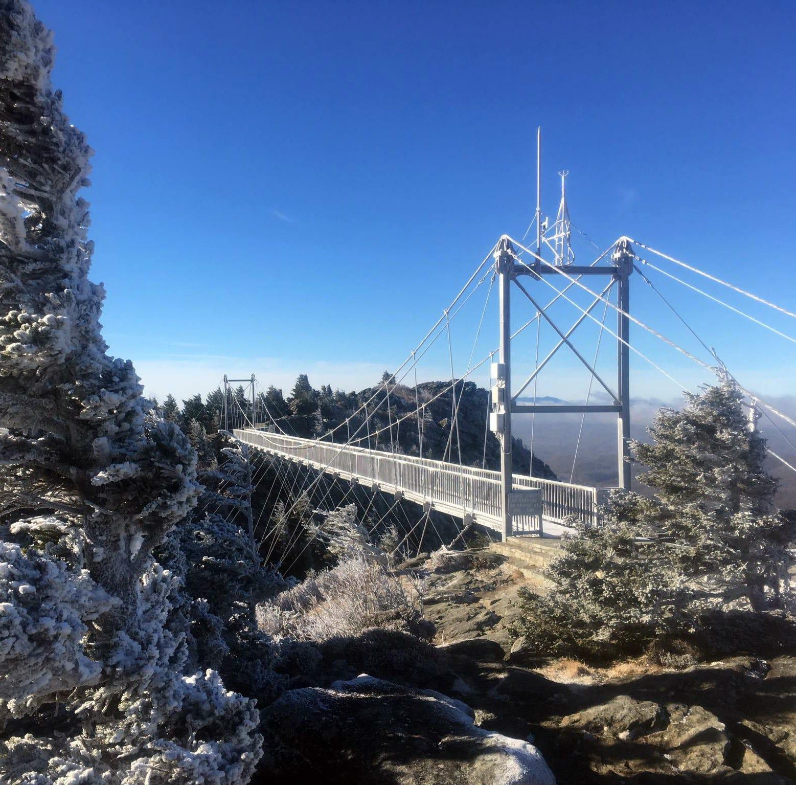 Grandfather Mountain: 120 mph winds set new record on iconic WNC peak