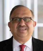 "Krishnaswami ""Hari"" Srihari, dean of the Thomas J. Watson School of Engineering and Applied Science."