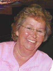 Peggy Pressley