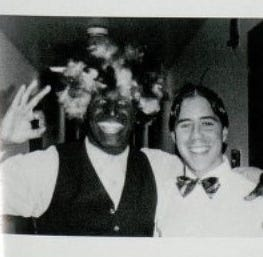 Blackface was banned in 1969, but the practice lingered on, according to UVM yearbooks