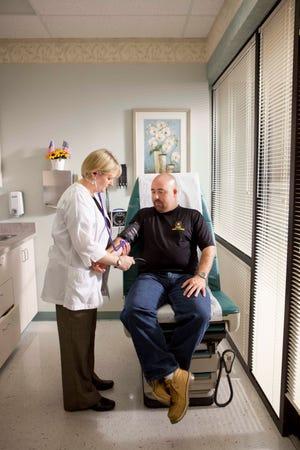 To maintain optimal health, Veterans need regular checkups.
