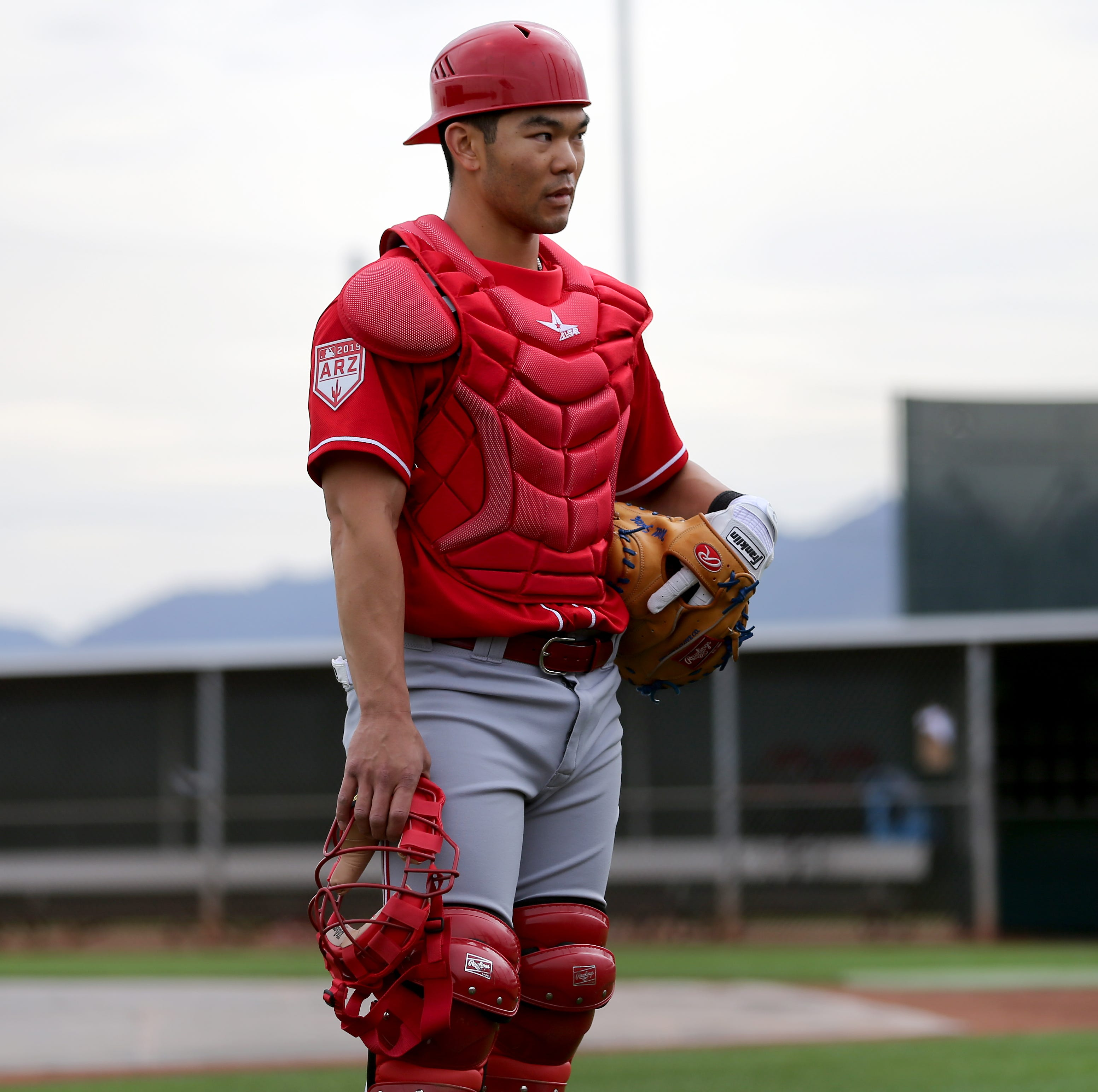 New position, no problem for Cincinnati Reds catcher, Rule 5 pick Connor Joe