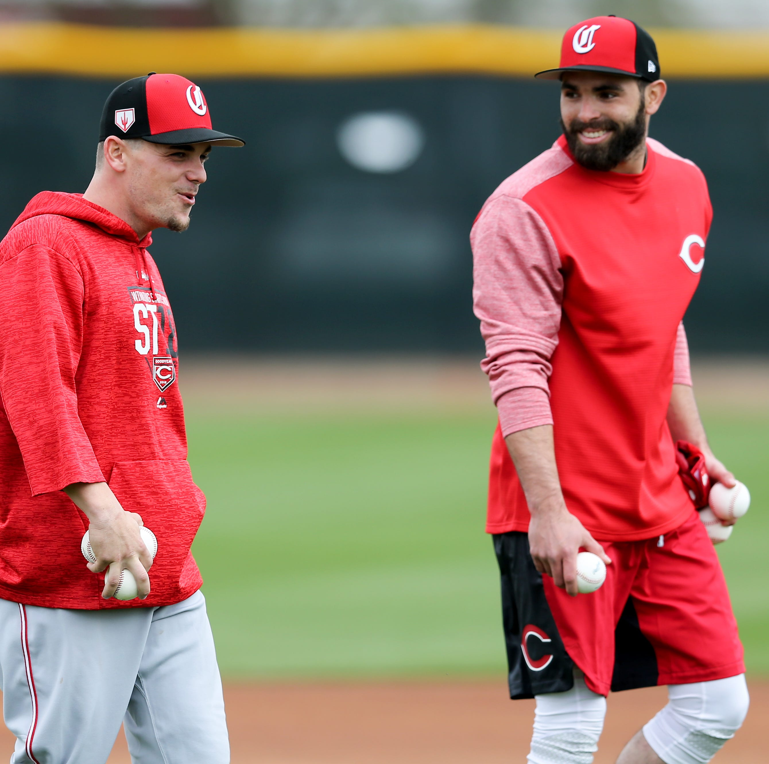 José Peraza drives in 3 runs during Cincinnati Reds' 14-6 spring loss to Kansas City Royals
