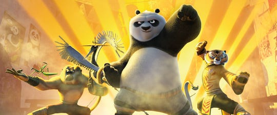 Music and clips from Kung Fu Panda will be one of the animated films featured in the Cincinnati Pops' final subscription concert of the 2019-20 season.