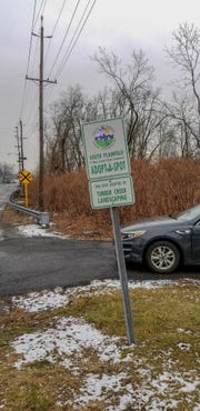 The first adopter in the South Plainfield Adopt-A-Spot program is moving and can no longer maintain the Clinton Avenue Extension stream crossing. Without Brian Mazellan, the program would not be here today.