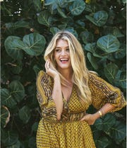 """Best-selling cookbook author, chef and Emmy Award-winning TV host, Daphne Oz will headline Robert Wood Johnson University Hospital Somerset's Heart Month event """"Happy Cooking for Cardiovascular Health""""Feb. 27 at Bridgewater Manor.During her keynote presentation, Oz plans on sharingtips for healthy, delicious and time-saving meals that are easy to create and maximize your health and happiness. That is key for Oz."""