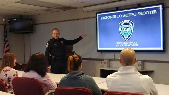 South Brunswick police to offer active shooter training to the community on March 12.