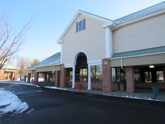 Red Bank Veterinary Hospital will be moving into the former Stop&Shop in Hillsborough. The shopping center owner also wants to build 44 apartments on the site.