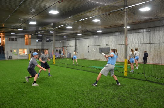 The PAAC's athletic facility helps students thrive while sharing space.