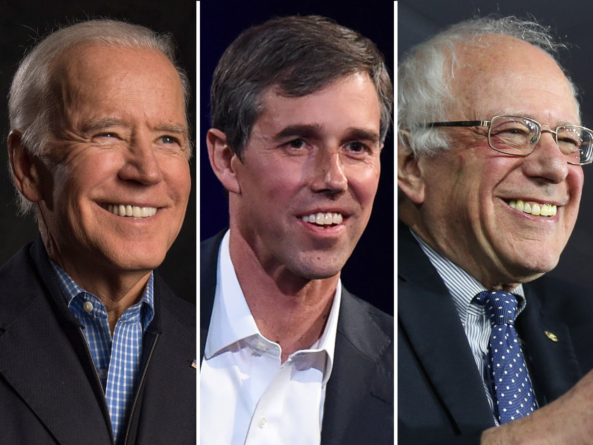 How long can Joe Biden, Bernie Sanders and Beto O'Rourke afford to wait to jump into 2020 race?
