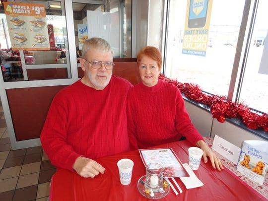 Mike and Sandi McCown