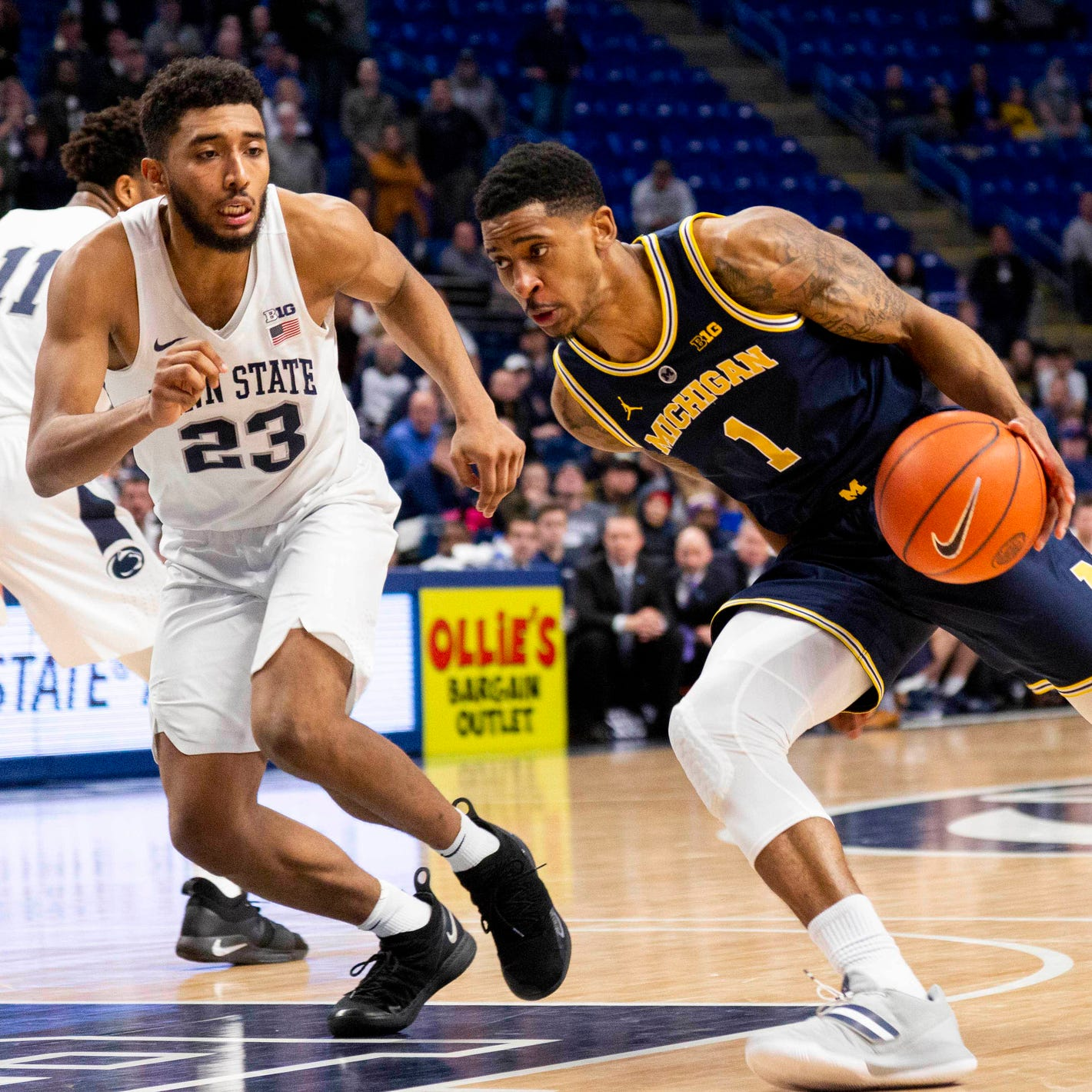 Michigan basketball upset by last-place Penn State: 'They punked us'