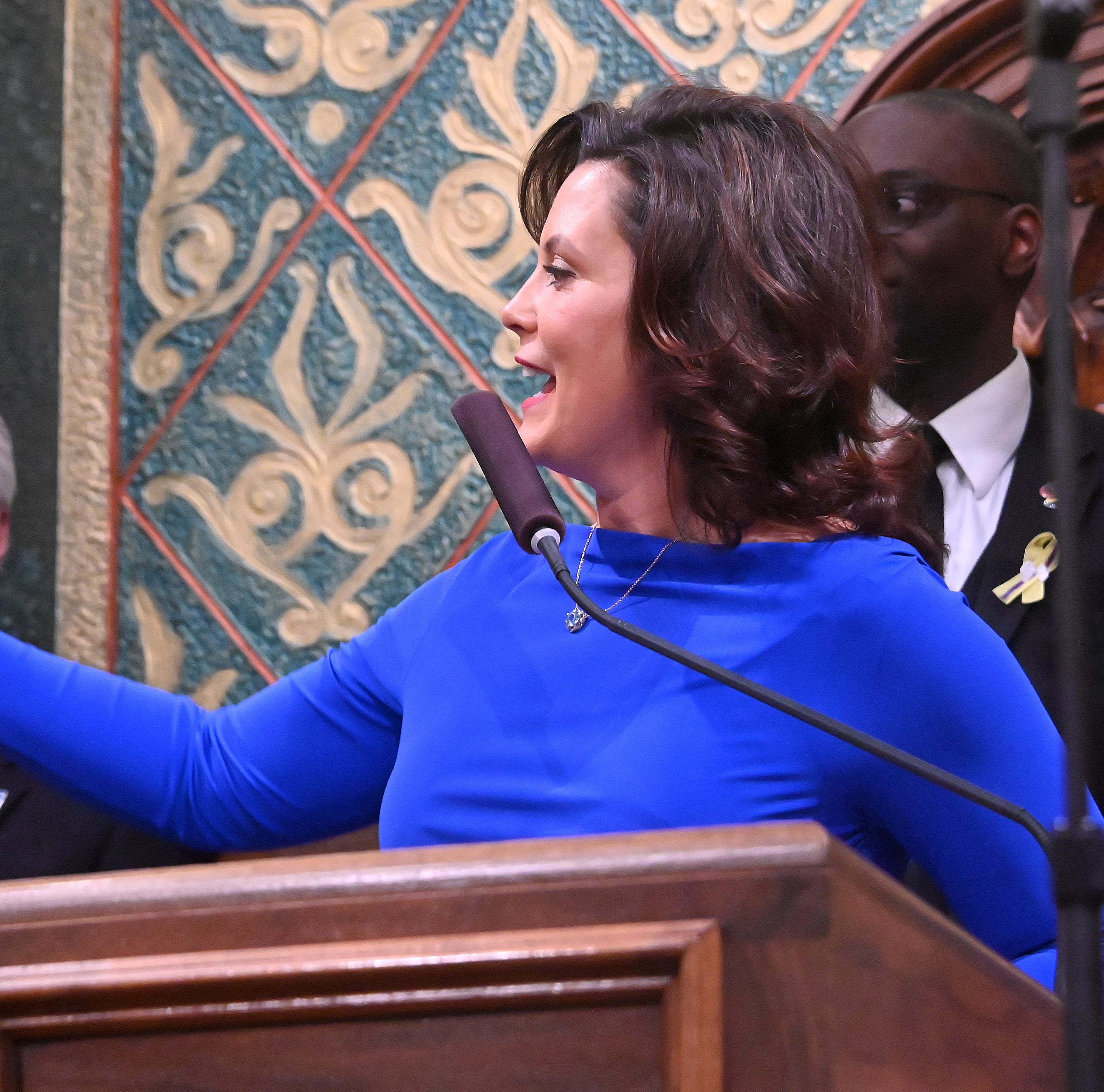 GOP signals support for Whitmer's new environmental order