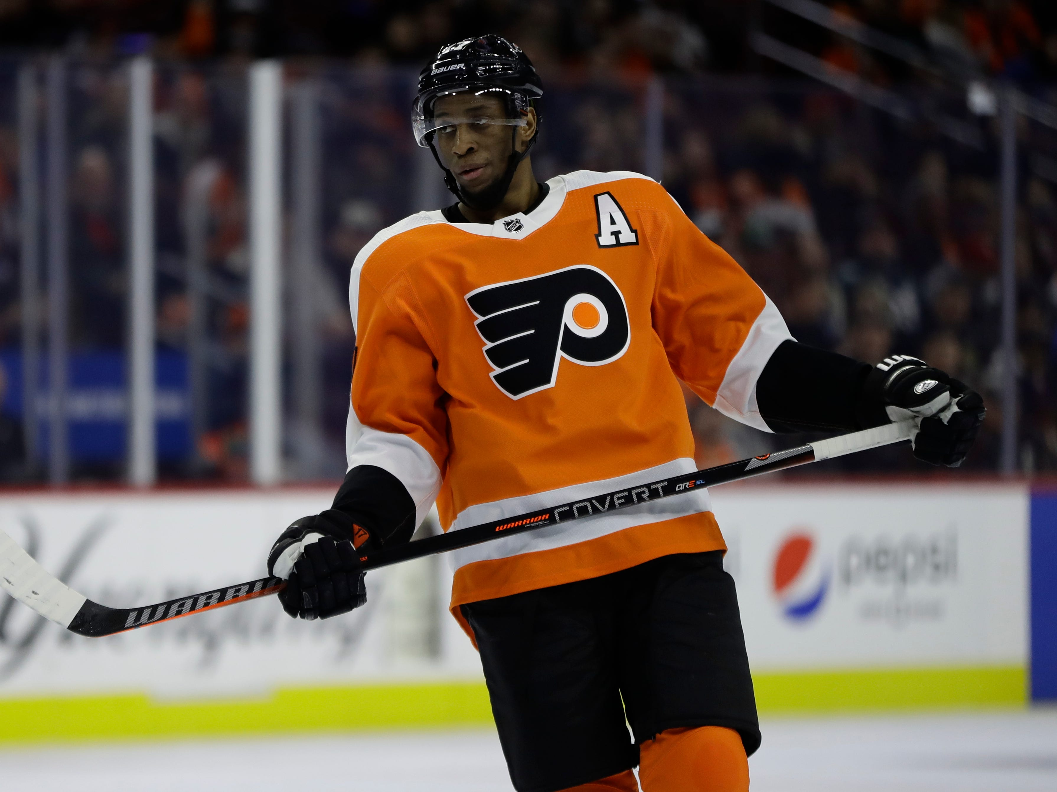 4. Wayne Simmonds, RW, Philadelphia: The Flyers are making a late push to make the playoffs, so do they hang on to this gritty, tough-minded, goal-scoring winger? Simmonds will be a popular free agent on July 1.