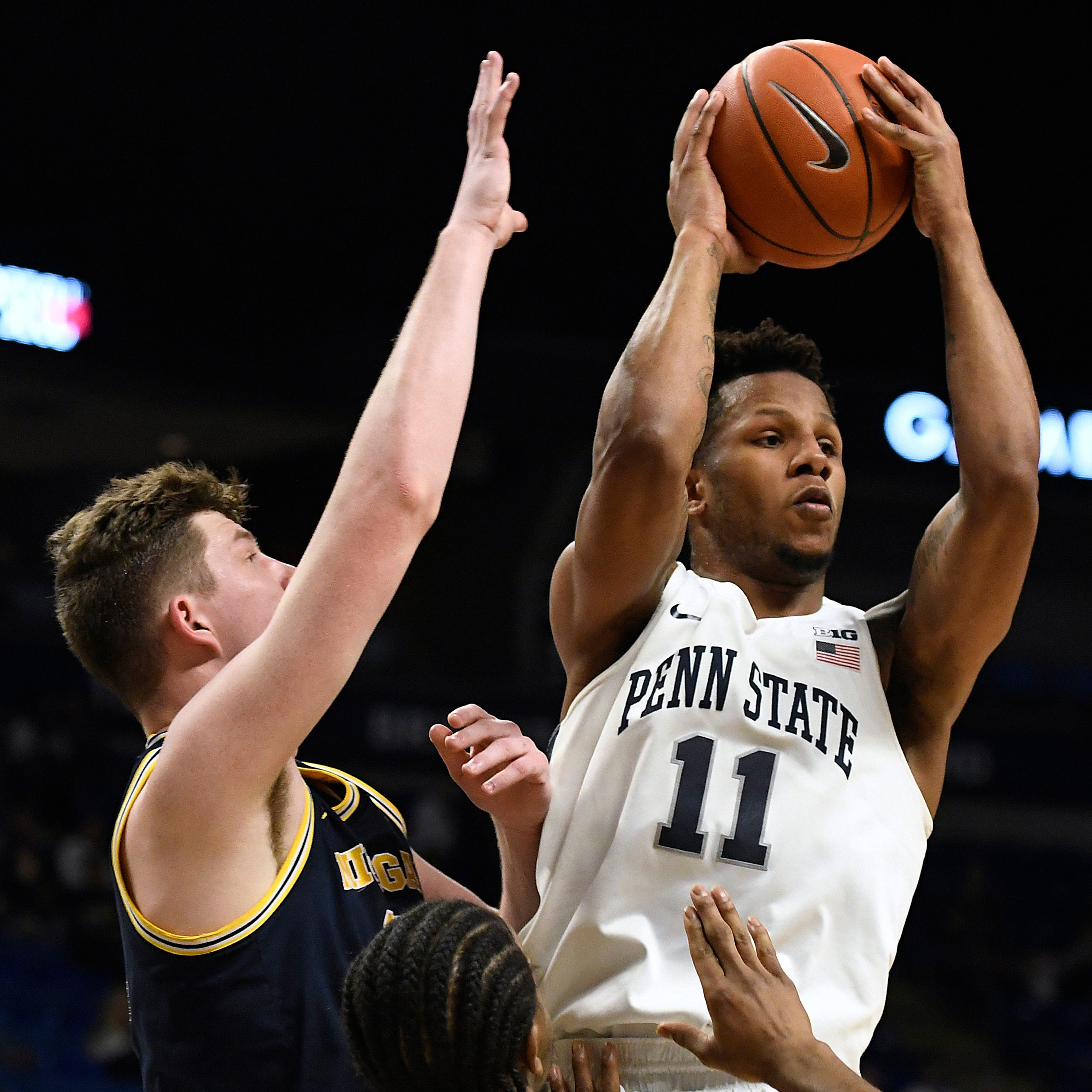 'They punked us': Michigan stumbles against last-place Penn State