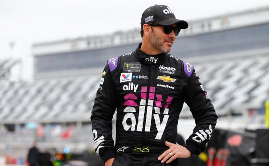 Jimmie Johnson has 83 victories, seven season championships and more than $150 million in career earnings, which made 2018's winless campaign difficult to swallow.
