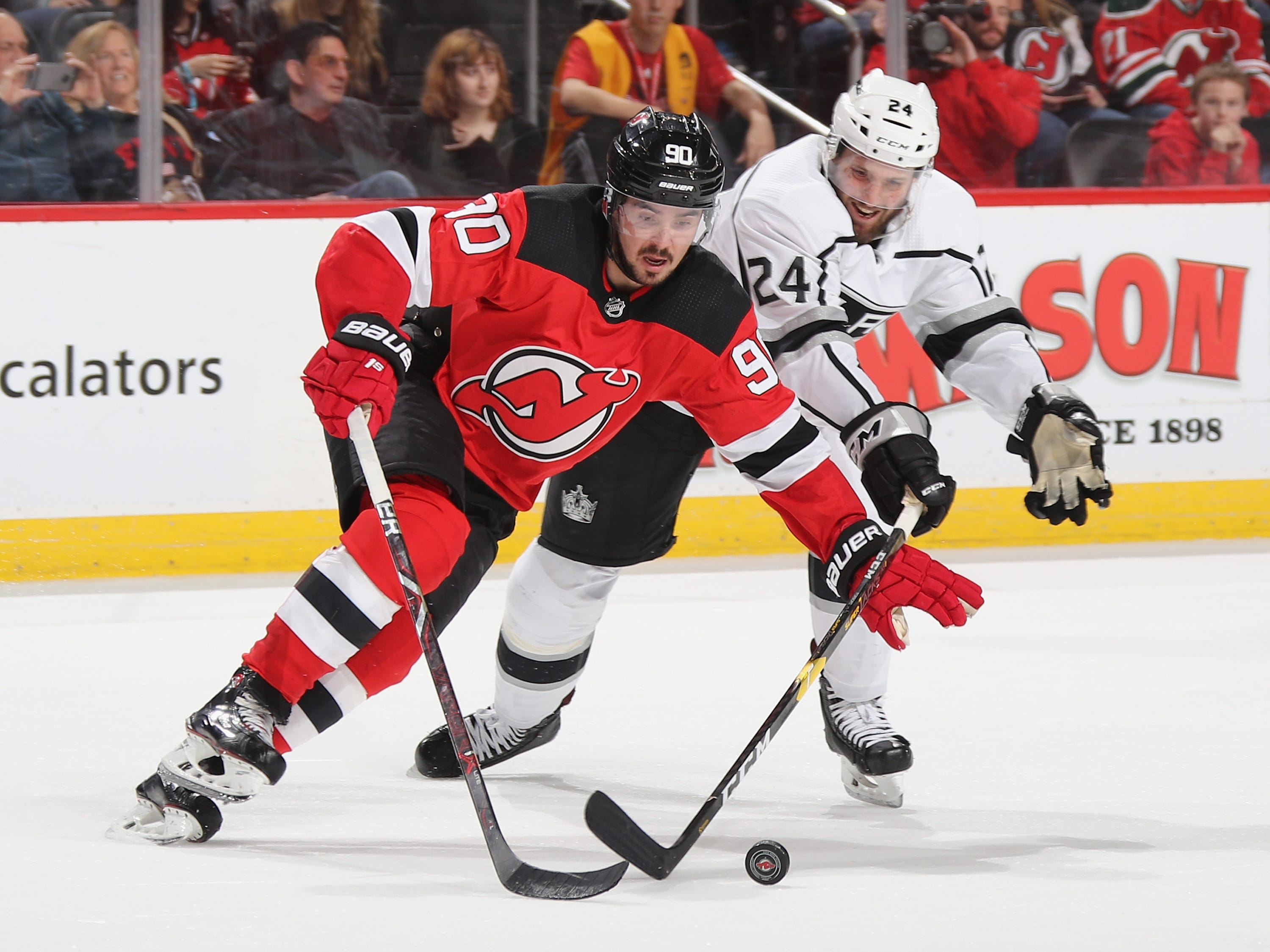 11. Marcus Johansson, LW, New Jersey:  The Devils have disappointed this season, and Johansson hasn't had a great season and is UFA on July 1. Some team likely will take a chance on this playoff veteran.