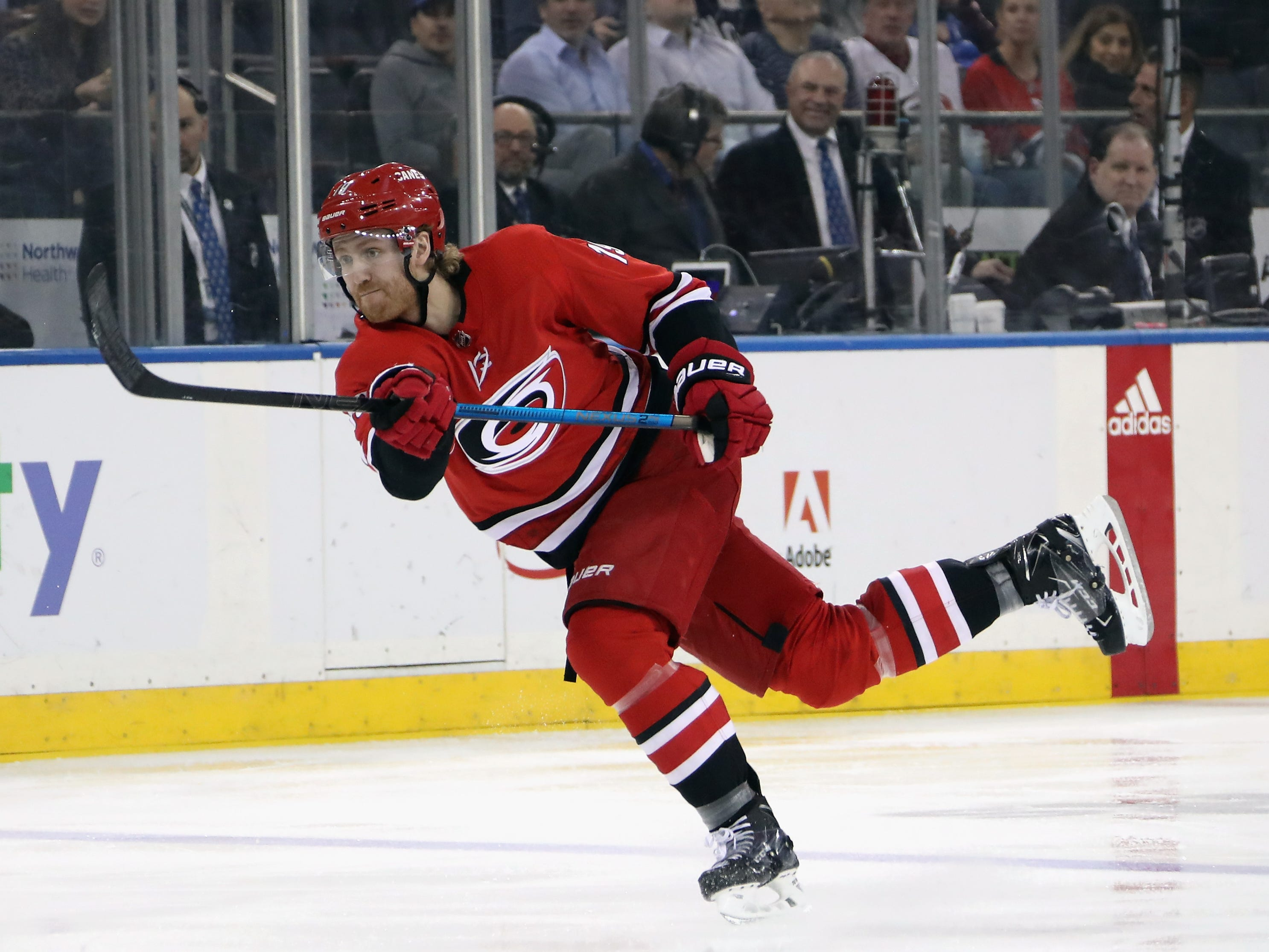 15. Dougie Hamilton, D, Carolina: A fine all-around defensemen who can't seem to find a permanent home, Hamilton isn't going to be given away by the Hurricanes. But they'll be tempted by teams looking to add.