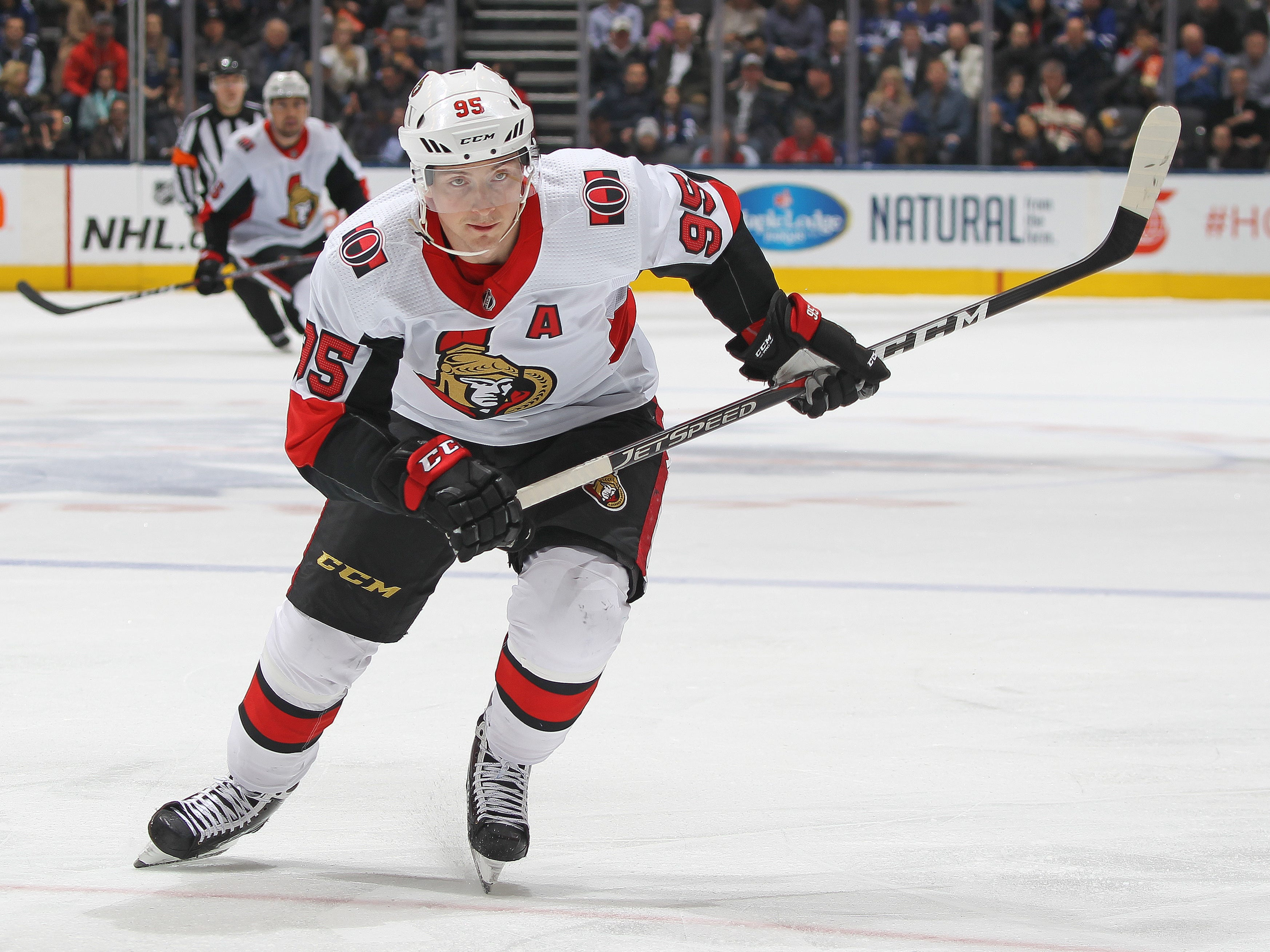 3. Matt Duchene, C, Ottawa: The Senators gave up what is turning out to be the No. 1 overall pick in June's draft to Colorado for Duchene. And if they don't re-sign him, they'll trade him. That is painful.