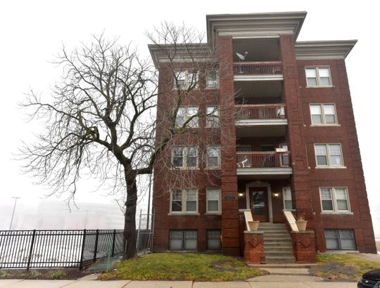 The Cass Park Apartments on Second Avenue and Cass Park in Detroit has been  purchased by an entity linked to the  Ilitch organization.  The 37-unit apartment building dates to 1914.