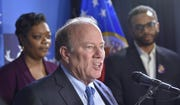 Detroit Mayor Mike Duggan's Sixth State of the City speech looks at investment in workforce development