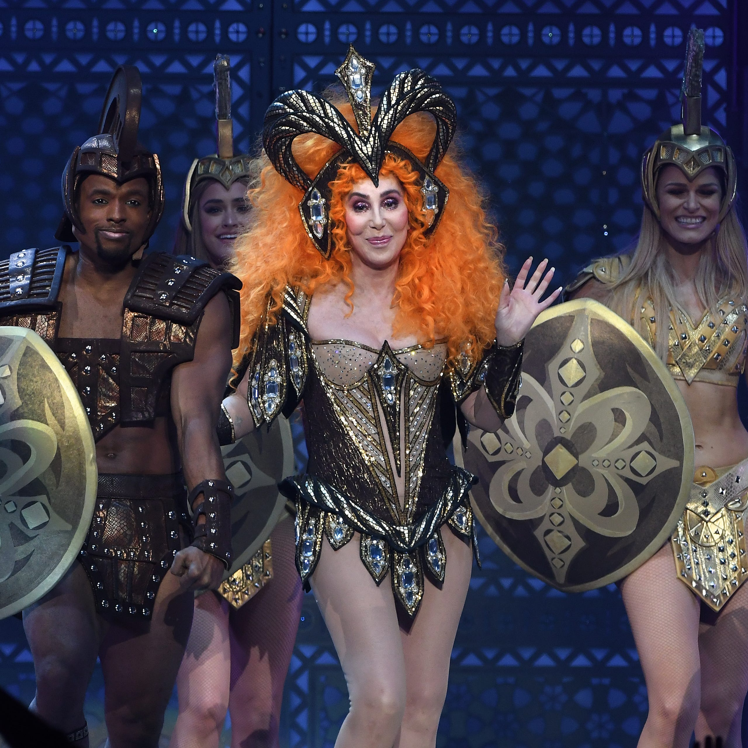 Review: Cher turns back time at Little Caesars Arena