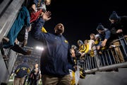 CBS Sports ranked Michigan safeties coach and special-teams coordinator Chris Partridge fifth nationally among recruiters for his work with the 2019 class.