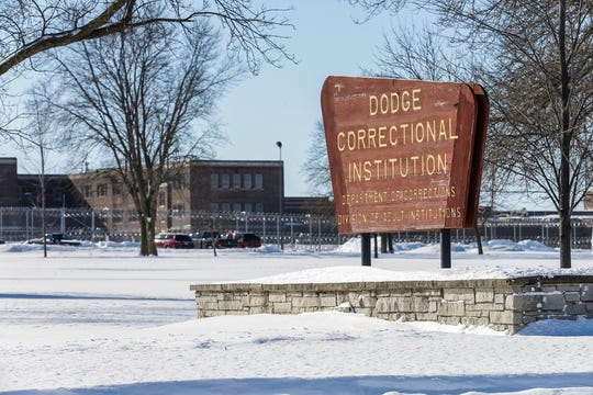 Dodge Correctional Institution in Waupun, Wis.