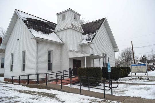 Vickery United Methodist Church will celebrate its 130th anniversary on Feb. 24.