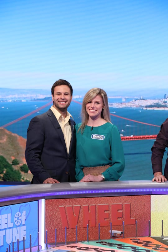 """Fort Collins couple Carmelo and Emma Mannino will appear on Thursday's episode of """"Wheel of Fortune."""""""