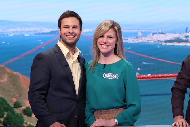 "Fort Collins couple Carmelo and Emma Mannino will appear on Thursday's episode of ""Wheel of Fortune."""
