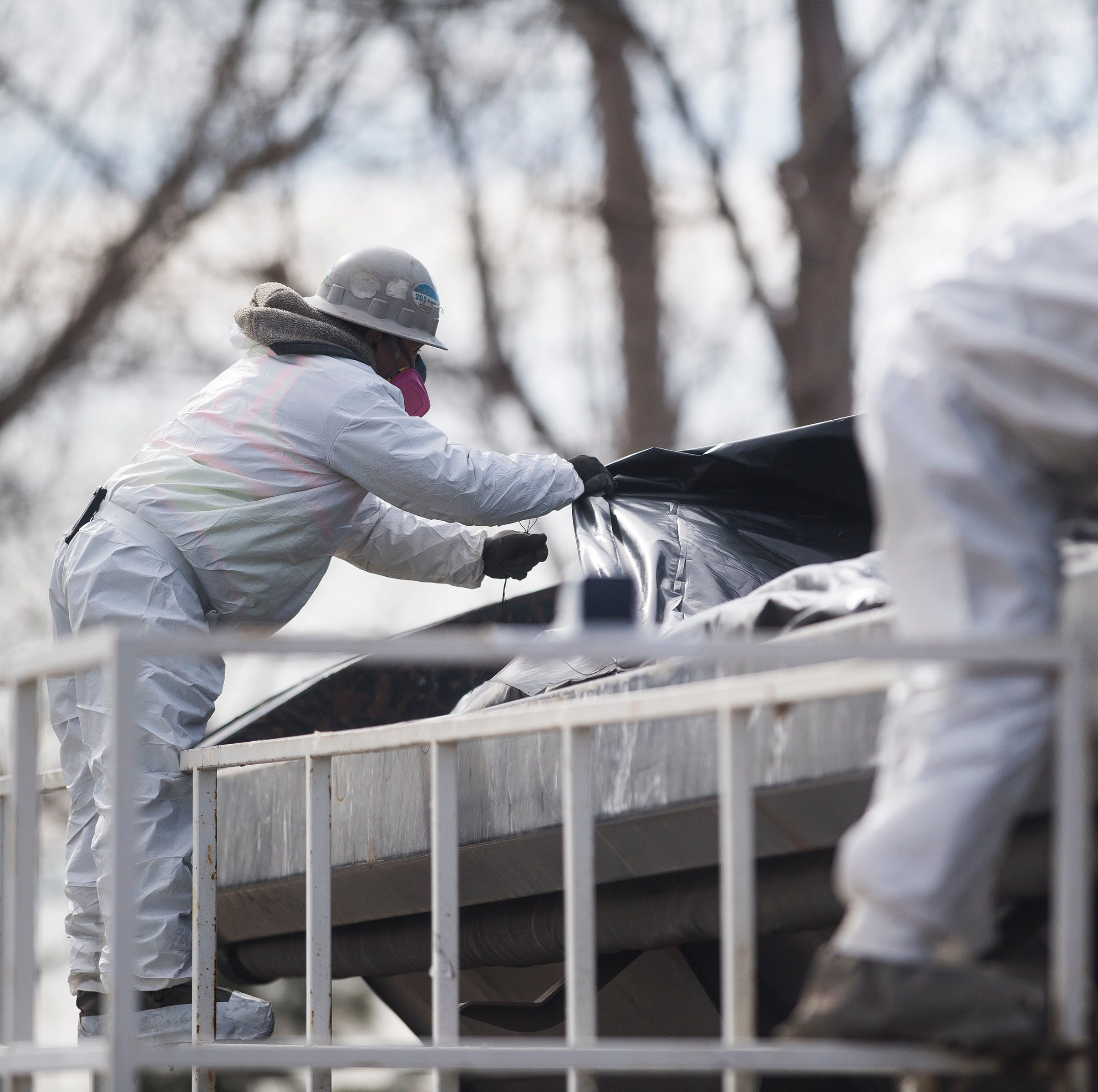 Years of complaints, criminal issues end with demolition of meth-contaminated Loveland home