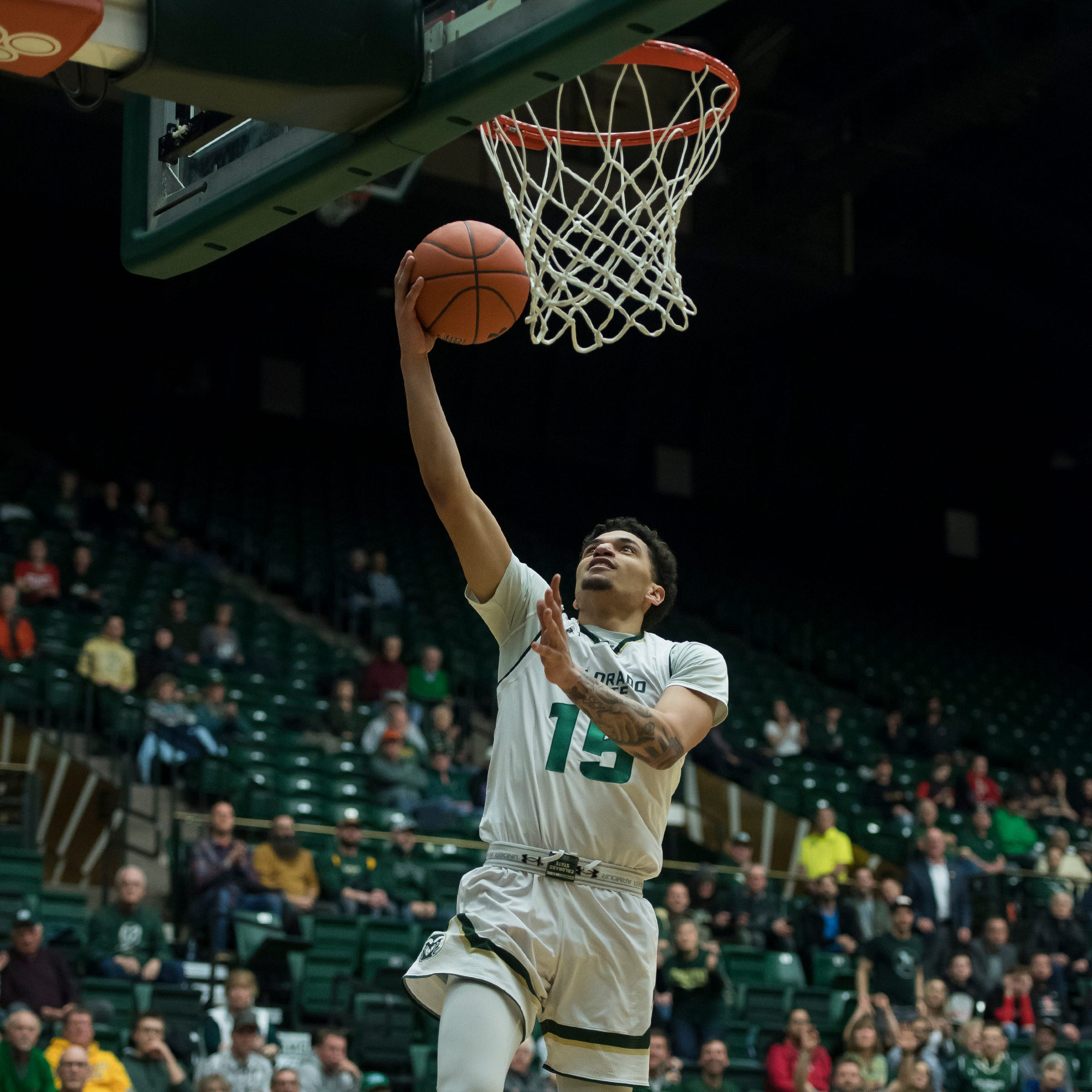 CSU baskeball's Anthony-Masinton Bonner plans to graduate early and transfer