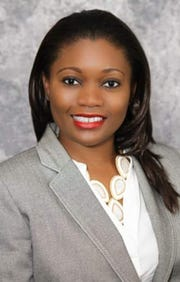 Tamika Seaton, Executive Director of Florida Lions Eye Clinic