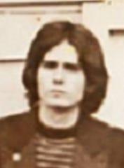 pat mAcdonald, circa 1969