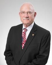 Rep. John Fuller, R-Kalispell