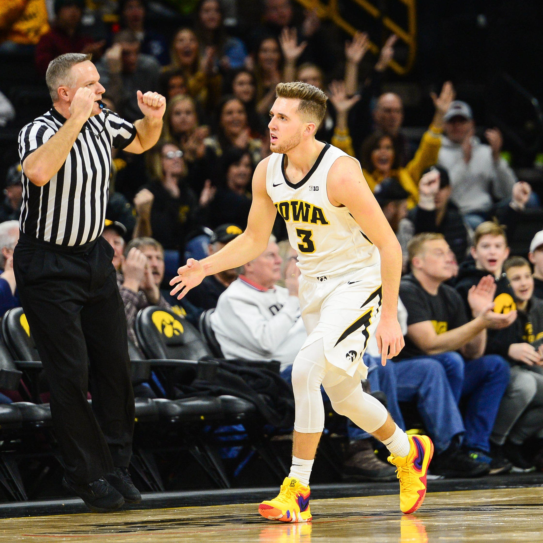 Leistikow: Reliving the (many) clutch moments of Jordan Bohannon's Iowa basketball career