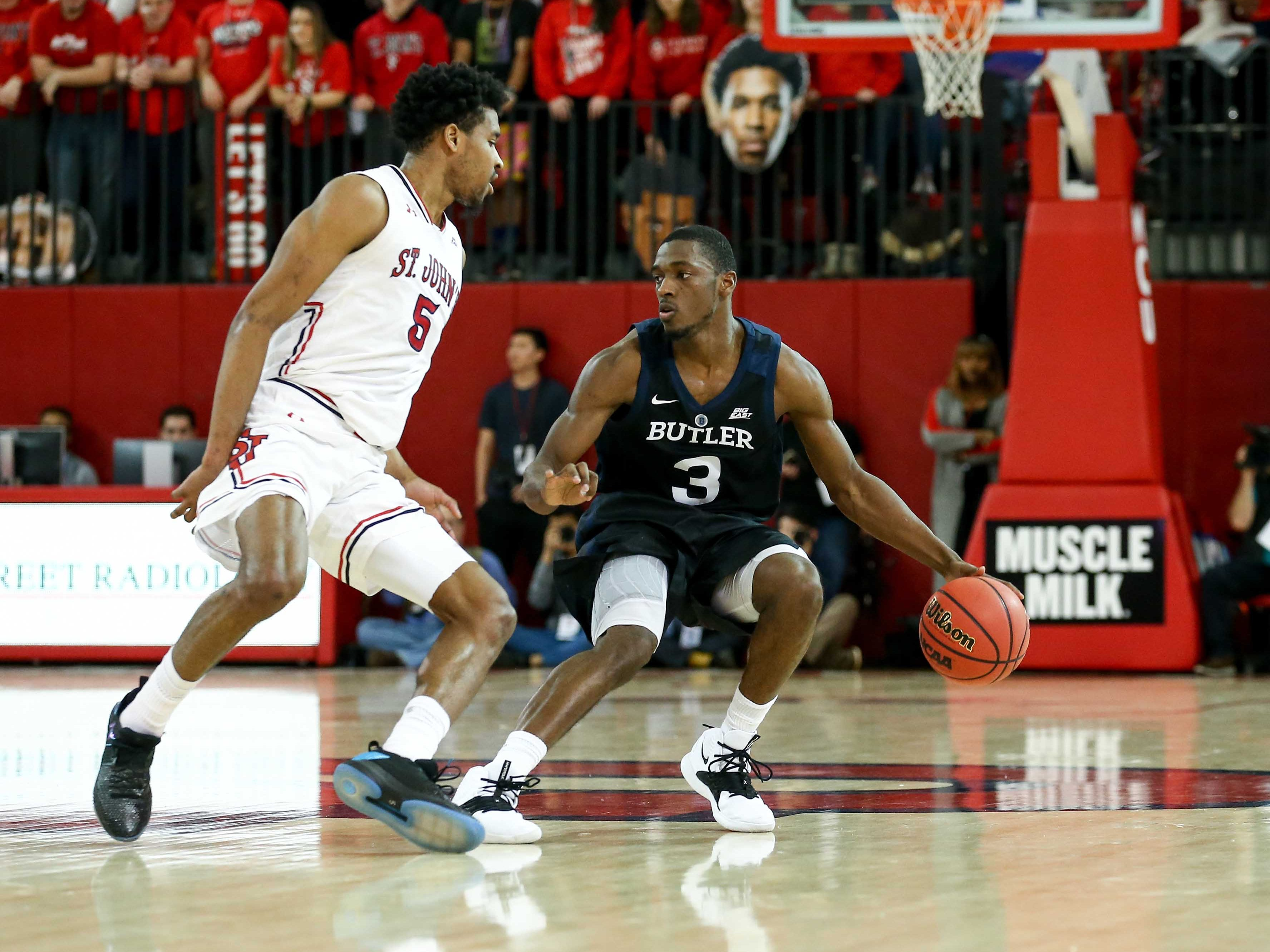 Butler Insider: Strategy at end doesn't work in Bulldogs' OT loss at St. John's