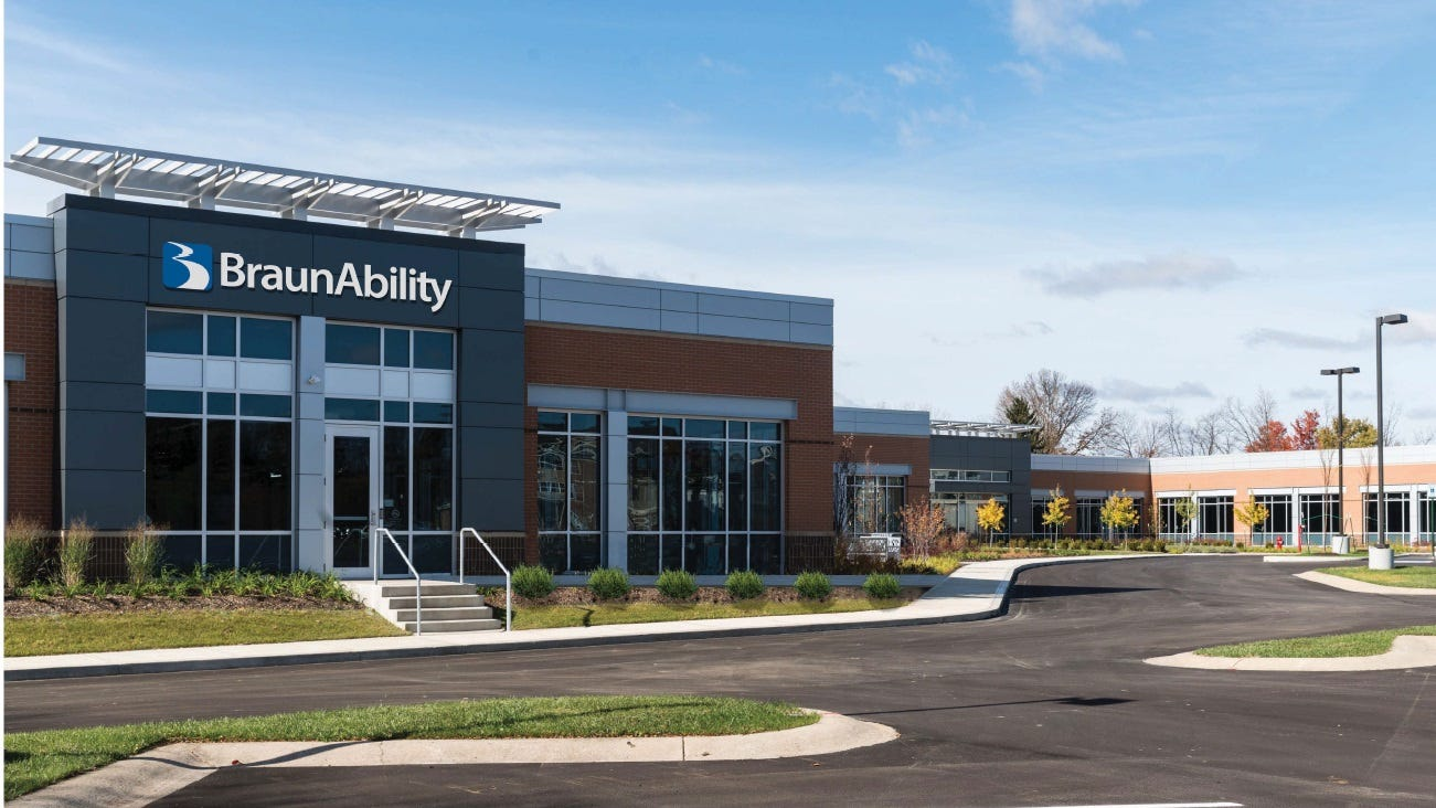 Wheelchair-accessible van maker is expanding to Carmel