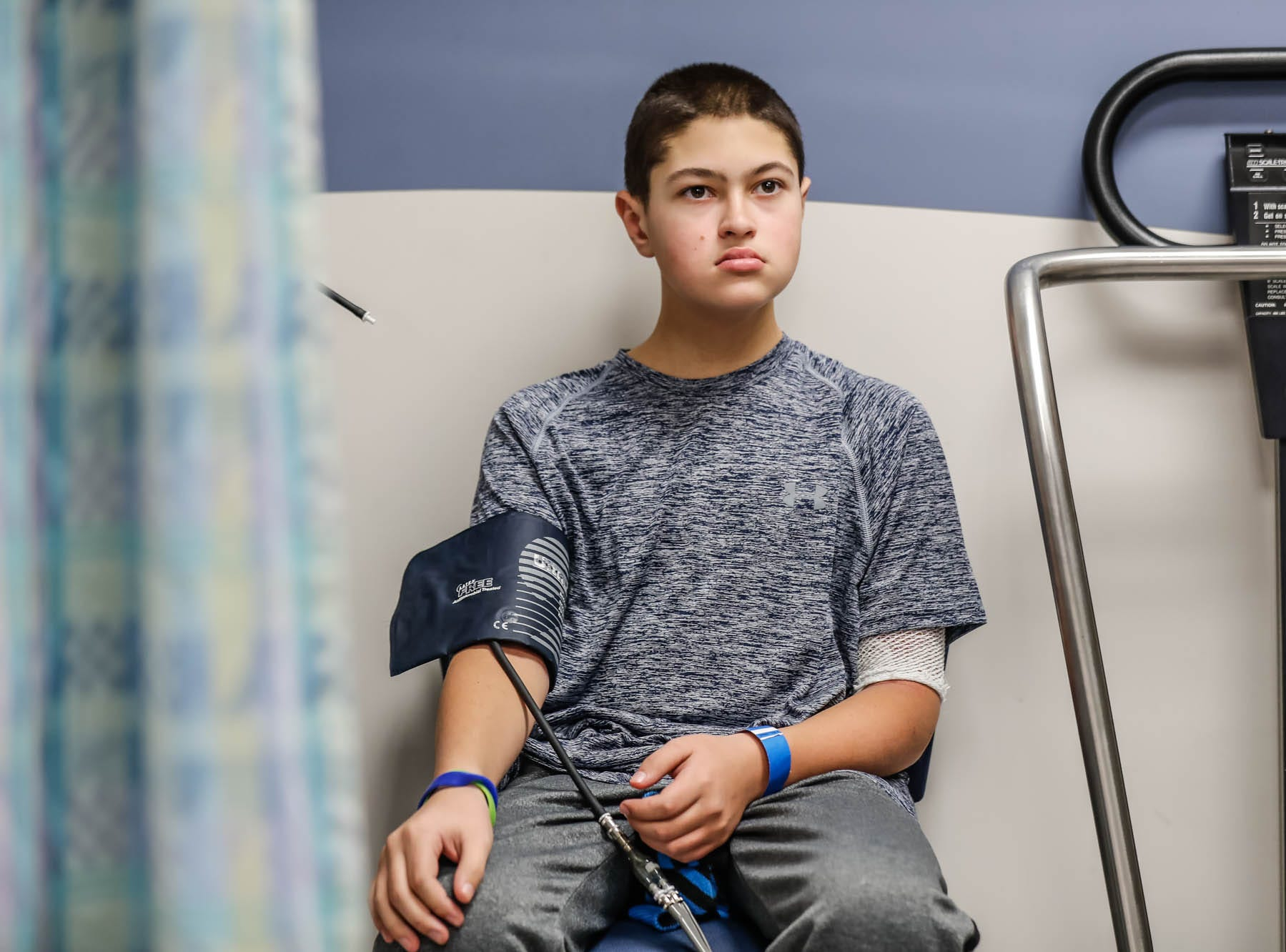 After open-heart surgery and with a cadaver valve, teen baseball standout can play again