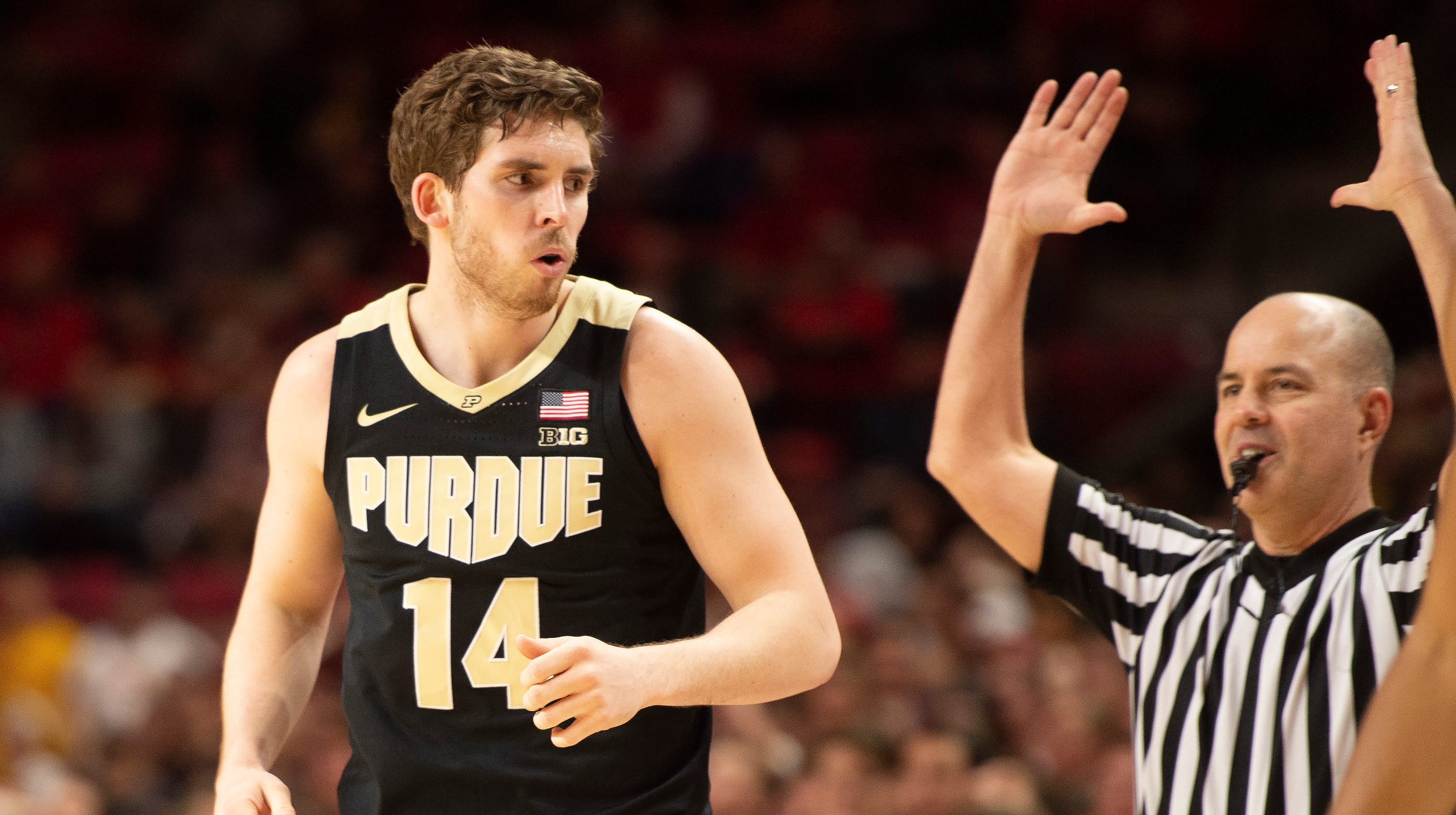 2d82fd62e0c6 How Ryan Cline grew up to lead Purdue basketball back to Big Ten title  contention