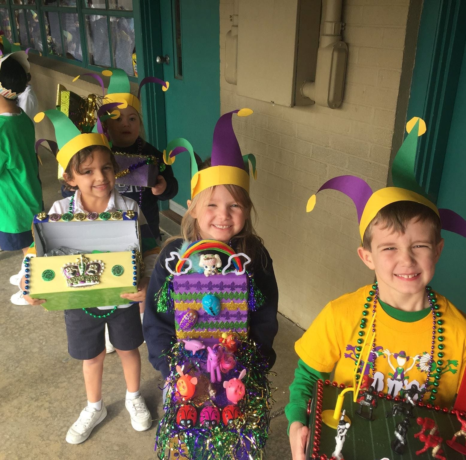 How do you teach Mardi Gras? Acadiana teachers make it real — and academic — for students