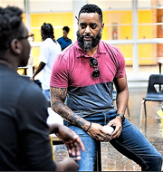 Michael Brandon McCormack is director of undergraduate studies and an assistant professor inthe Department of Pan-African Studies at the University of Louisville.