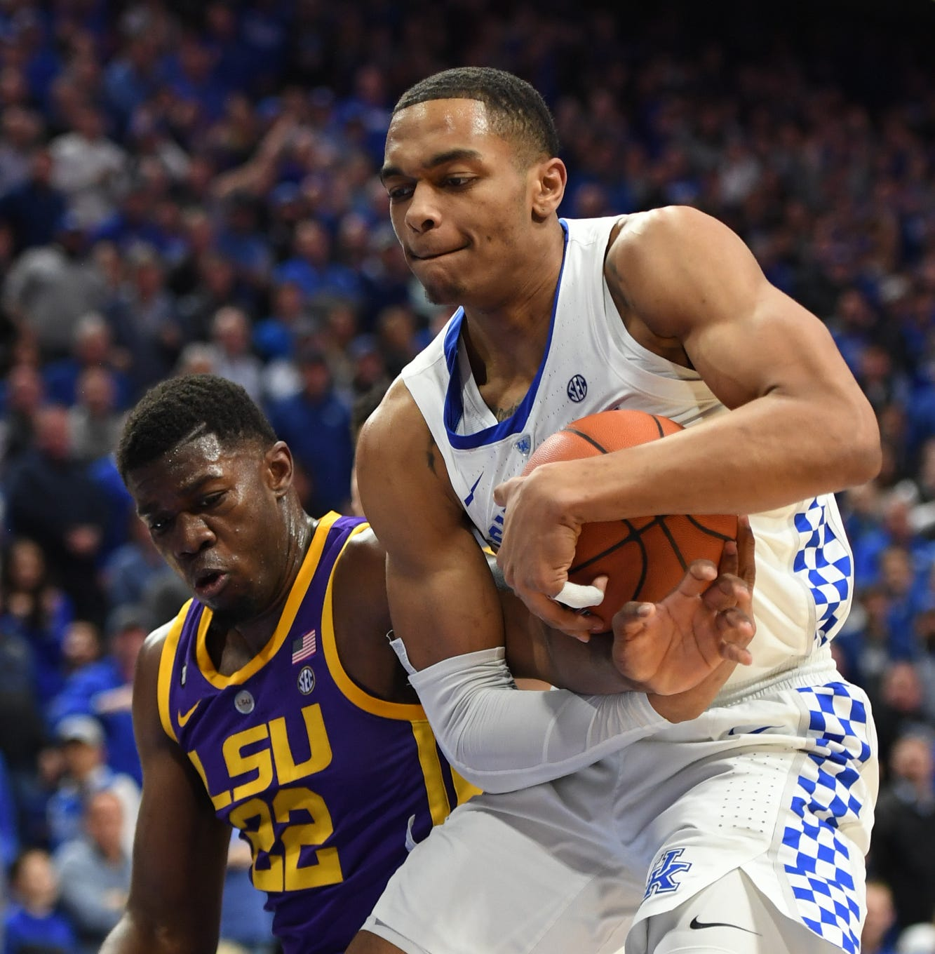As LSU joins SEC's elite, Kentucky looks to showdown with No. 1 Tennessee