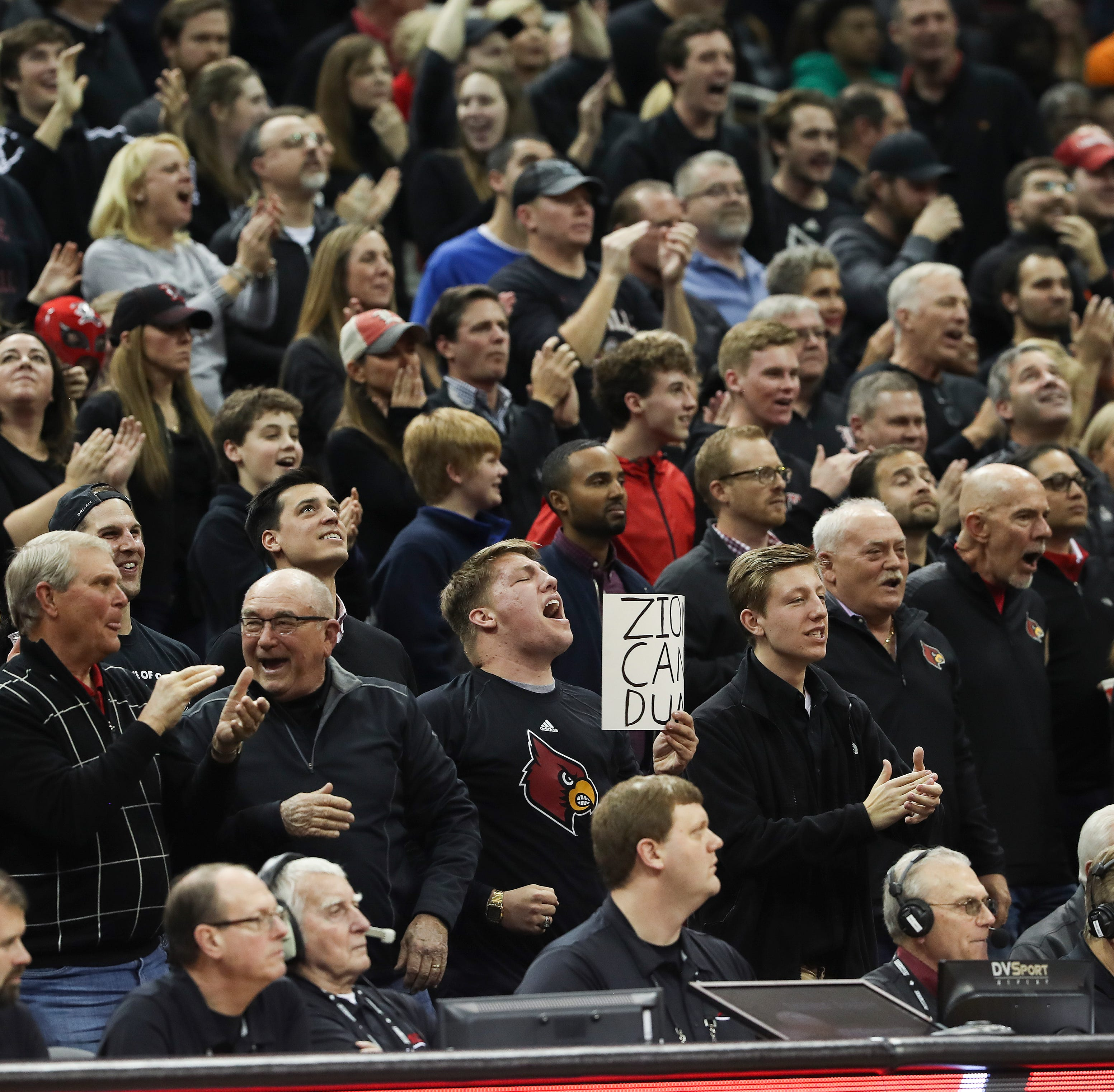 Morning Coffee: Louisville basketball almost had Zion Williamson. Almost.